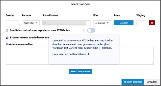 Testt-Correct-toets-plannen-RTTI-online